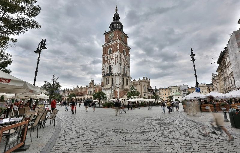 The best Cracow city guided tours
