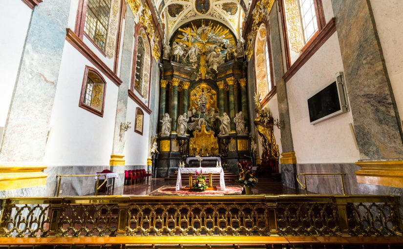 What is black Madonna in Poland?