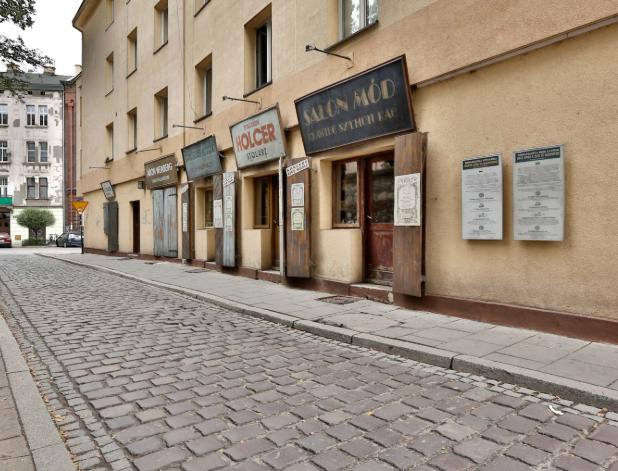 The best history lesson – jewish quarter Krakow