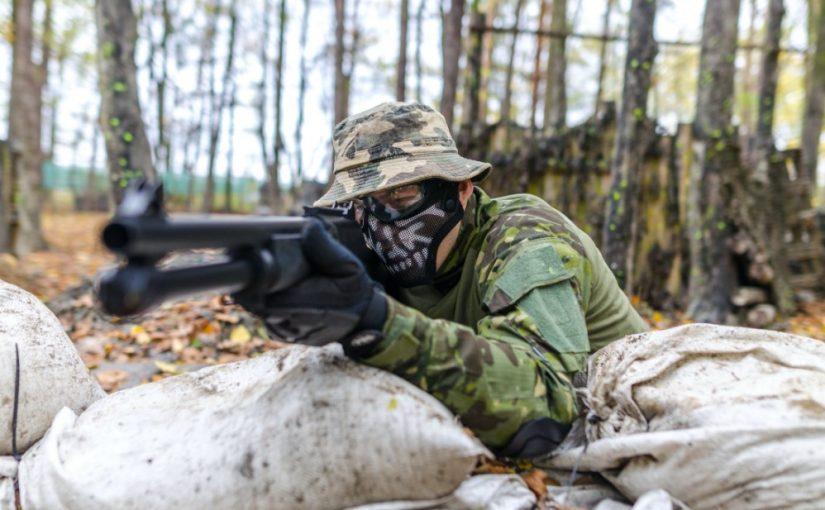 Why visit a shooting range?